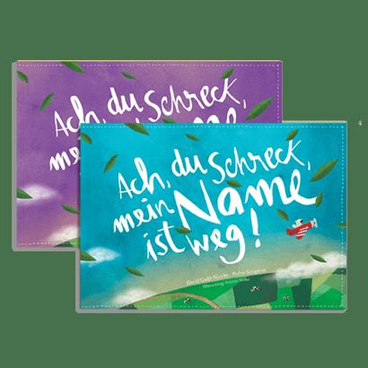 An image of the Ach, du Schreck, mein Name ist weg! product