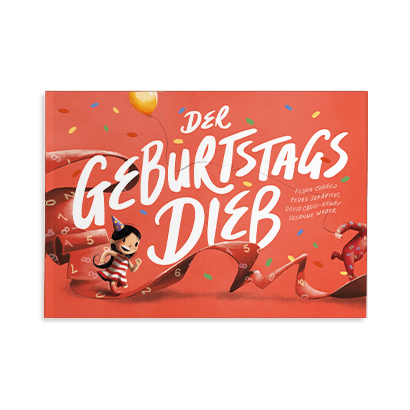 An image of the Der Geburtstagsdieb product