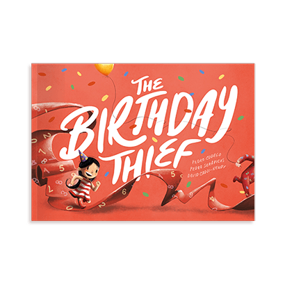 An image of the The Birthday Thief product