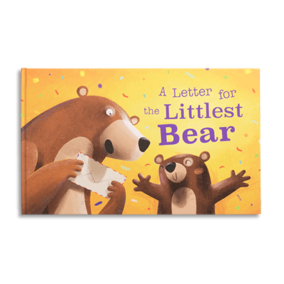 An image of the A Letter for the Littlest Bear product