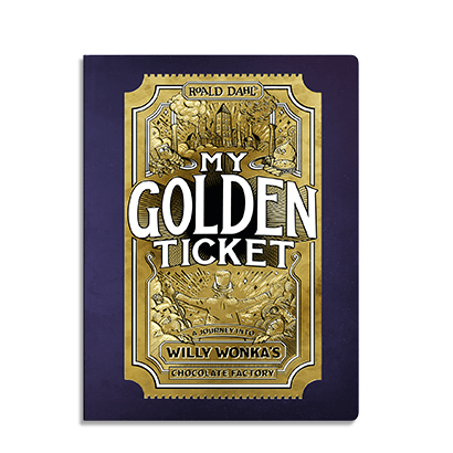 An image of the My Golden Ticket product