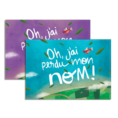 An image of the Oh, j'ai perdu mon nom product